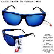 kacamata pria sport quiecksilver blue fullset (7363049) di Kota Bekasi