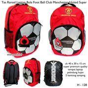 Tas ransel laptop bola foot ball club manchesrter united super (7375425) di Kota Bekasi