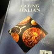 Eating Italian Cook Book (7398887) di Kota Bandung