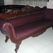 Sofa Jati Ukir Kuno (7408957) di Kota Yogyakarta