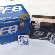 Accu Furukawa Battery FTZ5S-BS accu Beat FI /GT125/athlete 12V - 3.5A