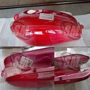 Tangki Bensin CB 100 K2 Merah
