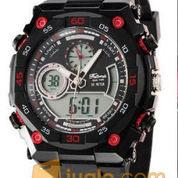 Jam tangan sport tetonis 38 original Rp.185.000,- -Tahan Air 30 Meter -tangal -hari -Alarm -double time (analog digital) -Mesin Batre -diameter 4.5Cm (760955) di Kota Jakarta Pusat
