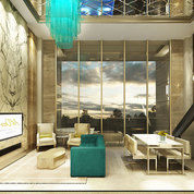Art Deco Apartemen Mewah Lokasi Strategis Di Bandung Utara Dekat Dago Setiabudhi Cihampelas Bandung