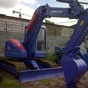 excavator komatsu PC 75 build up ex jepang (7637041) di Kota Jakarta Barat
