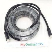 Kabel HDMI Terabyte 10 Meter Bagus Sudah Test OK Kuat Awet 1080