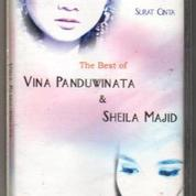 Kaset The Best Of Vina Panduwinata & Sheila Majid (7717063) di Kota Yogyakarta