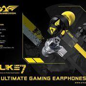 Armaggeddon Nuke 7 Gaming Earphones (7768039) di Kota Semarang