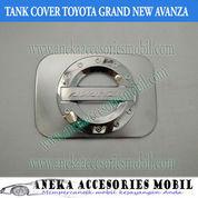 Garnish Tutup Bensin/Tank Cover Mobil Toyota Grand New Avanza (7772083) di Kota Tangerang