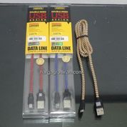 Kabel Model Kabel Model Tali Sepatu Micro USB Remax NYLON / SAGITAR