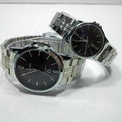 Jam Tangan Seiko Couple Silver (7943985) di Kota Jakarta Barat