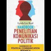 HANDBOOK PENELITIAN KOMUNIKASI POLITIK (7954345) di Kota Yogyakarta