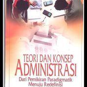 TEORI DAN KONSEP ADMINISTRASI (7955343) di Kota Yogyakarta