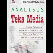 Analisis Teks Media (7958391) di Kota Yogyakarta