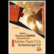 Mudah Membuat Game Adventure Menggunakan Adobe Flash CS 6 ActionScript
