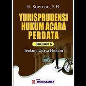 Yurisprudensi Hukum Acara Perdata Bagian 6 tentang Upaya Hukum (7959057) di Kota Yogyakarta