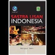 Sastra Lisan Indonesia