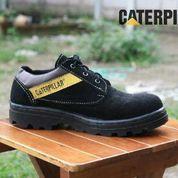 SALE MURAH SEPATU CASUAL SUEDE CATERPILAR LOW BOOT SAFETY (8076107) di Kota Bandung
