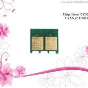 Chip Toner CP5225 CYAN (CE741A)