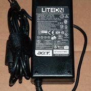 Original Adaptor ACER/LITEON 19V 4.74A (5.5*1.7mm) Termasuk Kabel PWR (8105941) di Kota Jakarta Barat