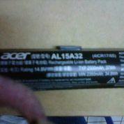 Baterai acer e5-473 original (8106859) di Kota Jakarta Barat