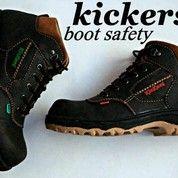 Sepatu Safety Boots / Sepatu Kerja / Sepatu Kickers / Sepatu Keren / Sepatu Touring / Sepatu Boots / Sepatu Bandung