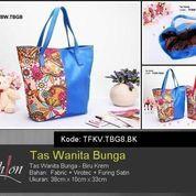 Tas Wanita Bunga TFKV.TBG8.BK (8232773) di Kota Tangerang