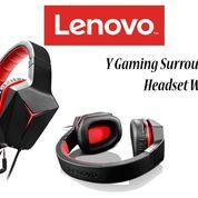 Headset Lenovo Gaming Surround Sound WW