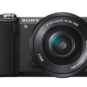 Camera Sony ILCE 5000L (8269287) di Kota Pekanbaru