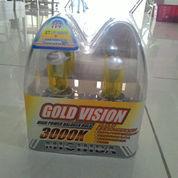 Bohlam Michiba H4 60/55W Gold Version 3000K (8270013) di Kota Jakarta Barat