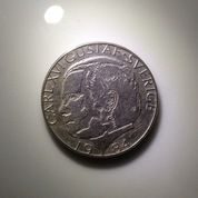 Koin Jadul 1 KR Carl XVI Sverige 1984
