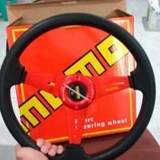 "Stir Racing Mobil Momo 14"" Merah Red Nissan Daihatsu Toyota Mazda Hond (8392673) di Kota Jakarta Barat"
