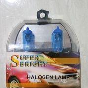 Bohlam Headlamp Mobil H4 Putih Universal (8393435) di Kota Jakarta Barat