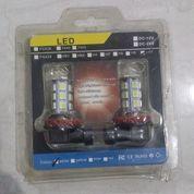 Lampu Mobil Bohlam Foglamp Lampu Kabut H11 18 LED (8394149) di Kota Jakarta Barat