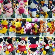 Boneka tokoh film kartun walt disney world winnie the pooh dkk piglet tiger mickey minnie mouse donald duck SNI NEW murah (8414695) di Kota Jakarta Selatan