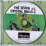"VCD anak2 ""The Seven Crystal Balls"" (8462043) di Kota Yogyakarta"