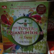 the power of quantum ikhlas for teens (8489639) di Kab. Boyolali