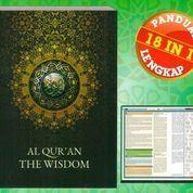 alqur,an the wisdom (8509205) di Kota Yogyakarta