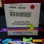 PISTON KIT SUPRA X125 MERK FIM (8538941) di Kab. Cianjur