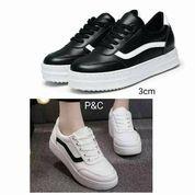 Casual / Sneaker / = Vans / Sepatu unisex / Berkualitas
