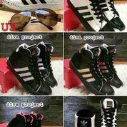 Adidas high / Casual / Sporty / Sepatu unisex / Baru / Berkualitas