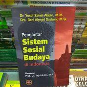 Pengantar Sistem Sosial Budaya di Indonesia , Dr.Yusuf Zainal Abidin (8562801) di Kota Malang