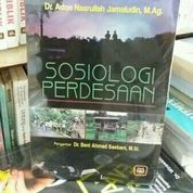SOSIOLOGI PEDESAAN - Dr. Adon Nasrullah Jamaludin M.Ag (8562937) di Kota Malang