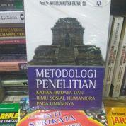 Metode Penelitian Kajian Budaya & Ilmu Sosial Humaniora Pada Umumnya (8563025) di Kota Malang