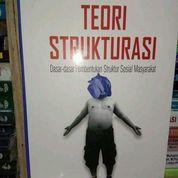 TEORI STRUKTURASI , Anthony Giddens (8563391) di Kota Malang