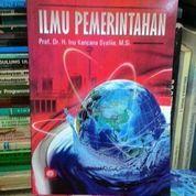 Ilmu Pemerintahan , Prof.Dr.H.Inu Kencana M.Si (8563429) di Kota Malang