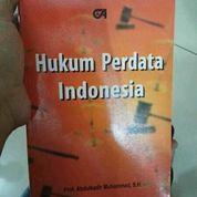Hukum perdata indonesia-Abdul kadir Muhammad S.H (8563599) di Kota Malang