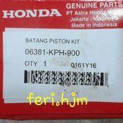 stank piston / con-rod kit supra x 125/ kharisma asli ahm (8587073) di Kota Tangerang