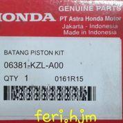 stank piston / con-rod kit beat f1 asli ahm (8587495) di Kota Tangerang