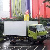 Truk Hino Box Aluminium Surabaya